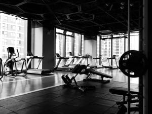 gym and fitness club